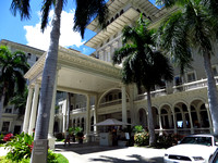 "The ""First Lady of Waikiki""  ( Moana Surfrider Resort) dates from 1901."