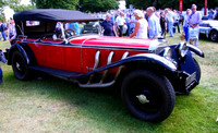 They don't make them like that any more....pre-war supercharged Mercedes.